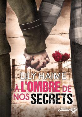 Couverture du livre : À l'ombre de nos secrets