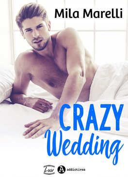 Couverture du livre : Crazy wedding