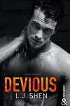 couverture Sinners, Tome 2 : Devious