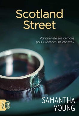 Couverture du livre : On Dublin Street, Tome 5 : Scotland Street