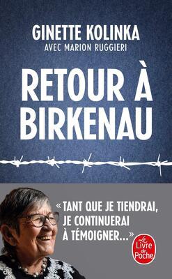 Couverture de Retour à Birkenau