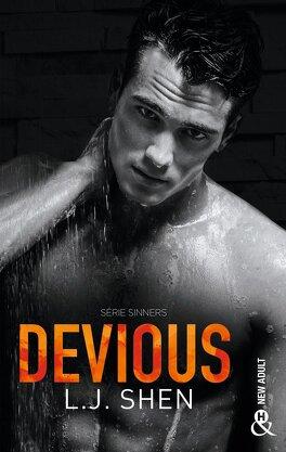 Couverture du livre : Sinners, Tome 2 : Devious