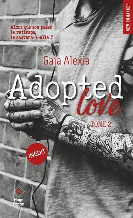 Couverture du livre : Adopted Love, Tome 2