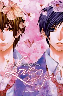 Couverture du livre : In Love with you, Tome 2