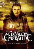 Les Chevaliers d'Émeraude, Tome 5 : L'Île des Lézards