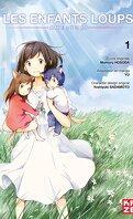 Les Enfants Loups : Ame & Yuki, Tome 1