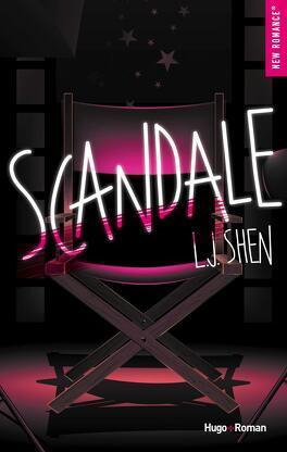 Couverture du livre : Scandale