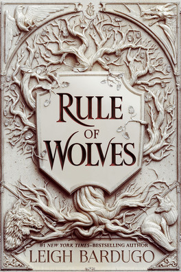 Couverture du livre : King of Scars Tome 2 : Rule of Wolves