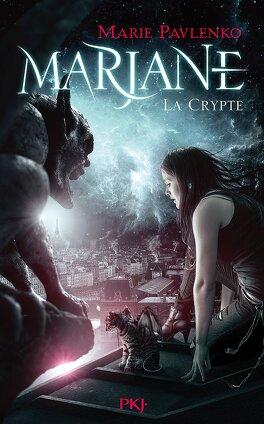Couverture du livre : Marjane, Tome 1 : La crypte