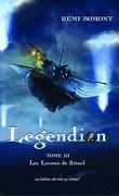 Légendion, Tome 3 : Les Larmes de Sitaël