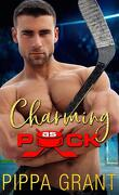 Thrusters Hockey, Tome 4 : Charming As Puck