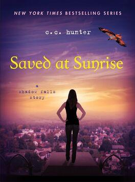 Couverture du livre : Nés à minuit, Tome 4.5 : Saved at Sunrise