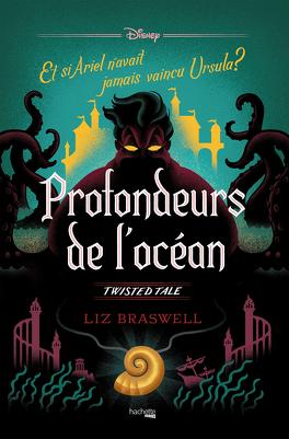Couverture du livre : Profondeurs de l'océan