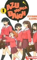 Azumanga Daioh, Tome 1