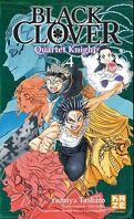 Black Clover - Quartet Knights, Tome 4