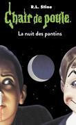 Chair de poule, Tome 2 : La Nuit des pantins