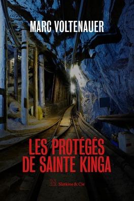 Couverture du livre : Les protégés de sainte Kinga