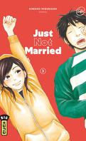 Just not married, Tome 3