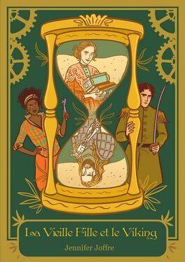 Couverture du livre : La Vieille Fille et le Viking