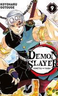 Demon Slayer, Tome 9