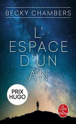 Couverture du livre : Les Voyageurs, Tome 1 : L'Espace d'un an