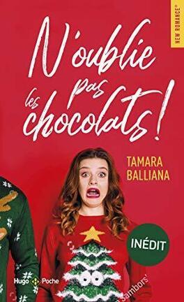 Couverture du livre : N'oublie pas les chocolats !