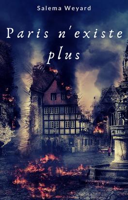 Couverture du livre : Paris n'existe plus