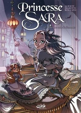 Couverture du livre : Princesse Sara, Tome 1 : Pour une mine de diamants