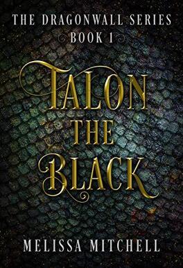 Couverture du livre : The Dragonwall, Tome 1 : Talon the Black