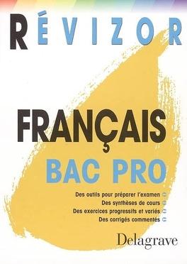Francais Bac Pro Livre De Lionel Audion