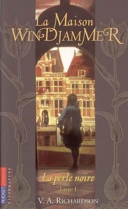 Couverture du livre : La maison Windjammer : Volume 1, La perle noire