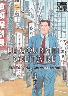Couverture du livre : Le Gourmet solitaire