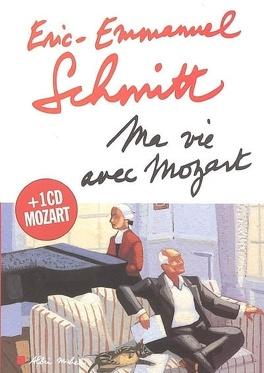 Couverture du livre : Ma vie avec Mozart