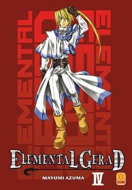 Couverture du livre : Elemental Gerad, tome 4