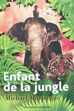Couverture de Enfant de la jungle