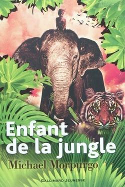 Couverture de Enfant de la jungle
