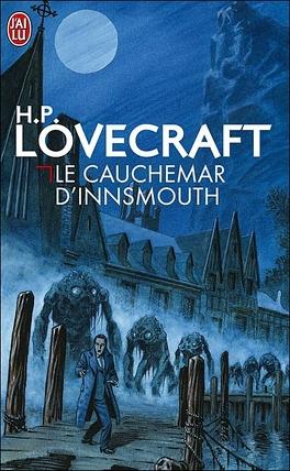 Couverture du livre : Le Cauchemar d'Innsmouth