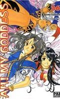 Ah! my goddess, tome 36