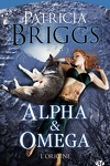 couverture Alpha & Oméga, Tome 0 : L'Origine
