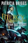 couverture Mercy Thompson, Tome 0.5 : Retour aux Sources (nouvelle graphique)