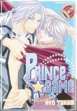 Couverture de Prince Game