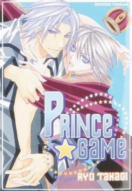 Couverture du livre : Prince Game