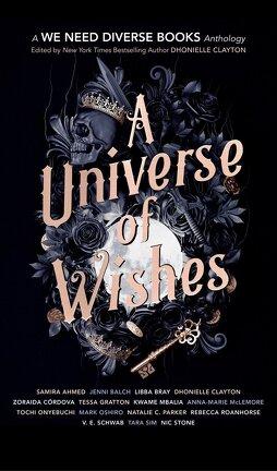 Couverture du livre : A Universe of Wishes
