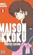 Maison Ikkoku Vol. 5 (Réédition 2020 - Perfect Edition)