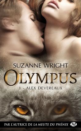 Couverture du livre : Olympus, Tome 1 : Alex Devereaux