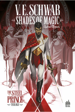 Couverture du livre : The Steel Prince