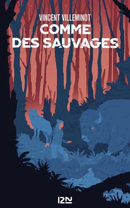 Couverture du livre : Comme des sauvages