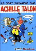 Achille Talon, Volume 22 : Le sort s'acharne sur Achille Talon