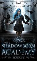 Dark Fae Academy, Tome 1 : Shadowborn Academy: Year One