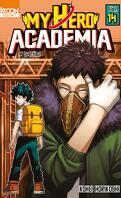 My Hero Academia, Tome 14 : Overhaul